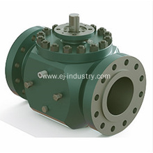 Forged Top Entry Trunnion Ball Valve