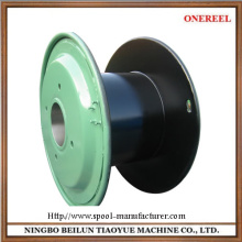 Customized for Steel Cable Reel 500mm Modle High speed steel cable reel supply to Russian Federation Wholesale