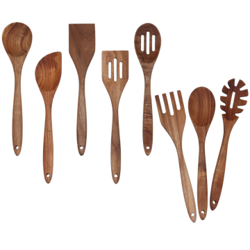 Wooden utensils for cooking
