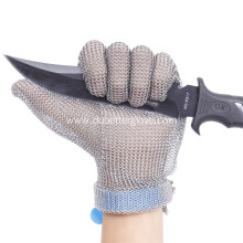 Purchasing for Metal Ring Mesh Glove Wrist Length Chain Mail Mesh Gloves export to Belgium Manufacturer
