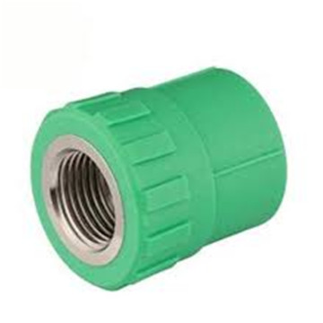 PPR  Female Pipe Fitting Straight Equal