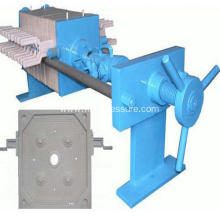 Coal Treatment Cast Iron Filter Press Hot Selling