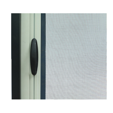 Retractable window with aluminum frame 0962