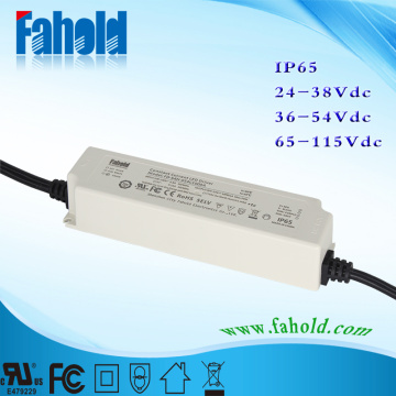 36-54Vdc Led Flood Light Driver para venda