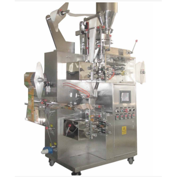 Semi-automatic bag-in-bag packaging machine