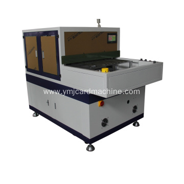 Smart Card Full Auto Hole Punching Machine