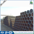 Carbon Steel Welded Black Round Steel Pipe