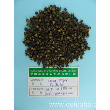 sichuan green peppers