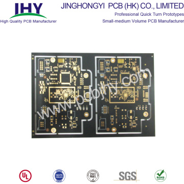 10 Layer FR4 Multilayer PCB Manufacturing and Assembly