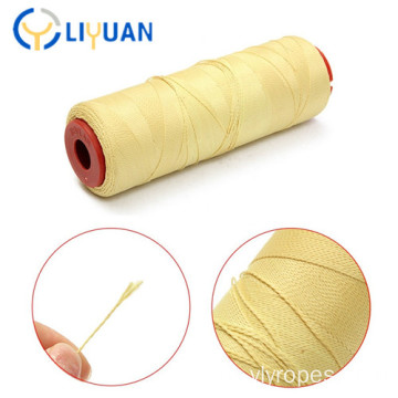Good abrasive resistance braided Aramid Rope