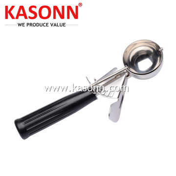 Medium Metal Ice Cream Disher Scoop