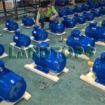 20KW Y2 Three Phase Brushless Electric Motor