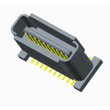 High Performance for Female Board To Board Connector 1.0mm Board to Board male mating Height=7.65/12.65mm supply to Vatican City State (Holy See) Exporter