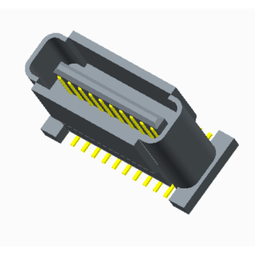 China for Pcb Board To Board Connector 1.0mm Board to Board male mating Height=7.65/12.65mm export to Belize Exporter
