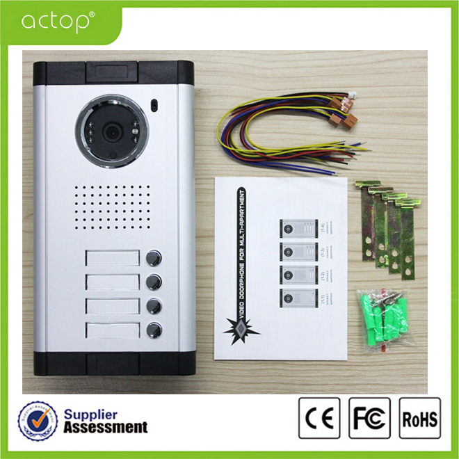 Apartment Intercom Systems With Video