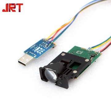 100m Laser distance measurement sensor UARTTTL with USB