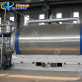 Professional manufacturer of continuous waste tire pyrolysis plant to fuel oil diesel