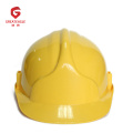 HDPE Safety Helmet  with 6 Points Suspension