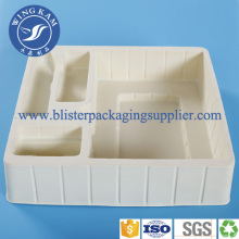 China New Product for China Plastic Packaging Tray,Blister Packaging Tray suppliers High-quality Multi-component Flocking Blister Tray export to Haiti Factory