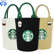 New Fashion Design for Large Cool Bag Hand bag canvas insulated cooler bag export to United States Factory