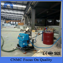Pu Spray Foam Insulation Rig Machine For Sale