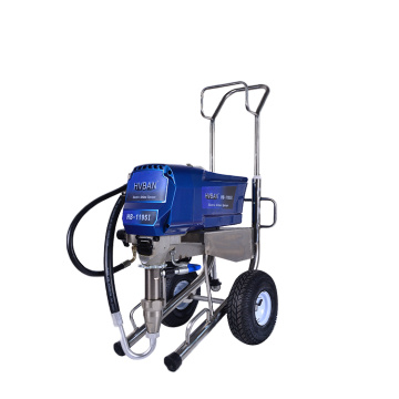 electric piston airless paint sprayer