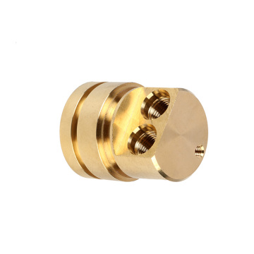Low Lead Brass Faucet Valve Body
