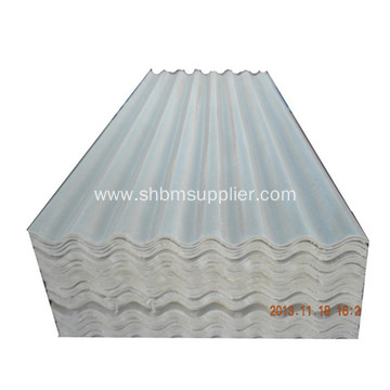 MGO Anti-corrosion Insulated Roof