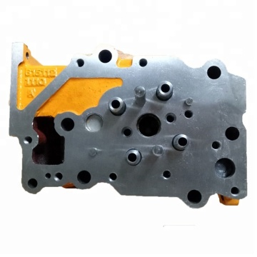 Original Cummins engine cylinder head 5267876