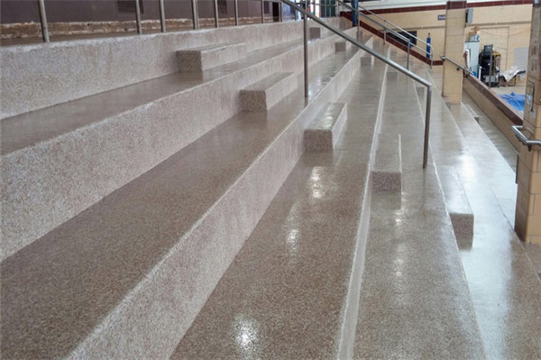 Non Slip Epoxy Paint for Concrete