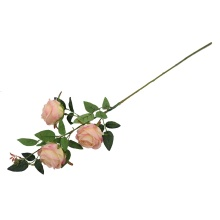 Artifical home decoration rose flowers silk flower