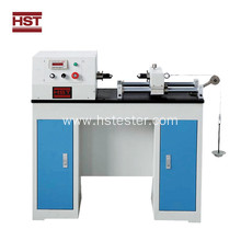 Computer Controlled Material Bending Testing Machine