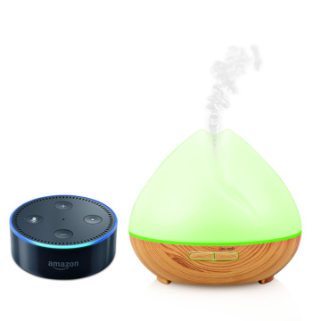 Dealbhadh Shark as fheàrr Alexa Smart Ultrasonic Home Diffuser