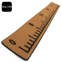 Melors EVA Fish Ruler Sticker Fish Measurer