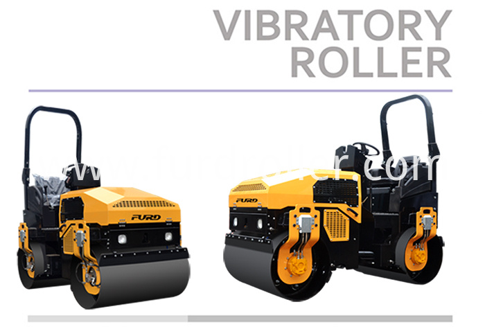 Vibratory Road Roller