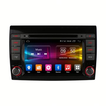 10 Years for Car Radio Gps For Kia Android 6.0  car Stereo for Fiat Bravo export to American Samoa Supplier