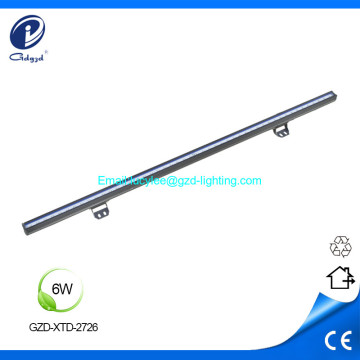 6w aluminum structural waterproof led linear light