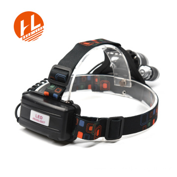 10W CREE 18650 rechargeable work headlamp