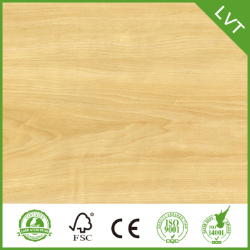 5.0mm deep embossed LVT Vinyl Flooring