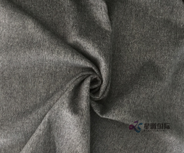 100% Wool Fabric Single Face
