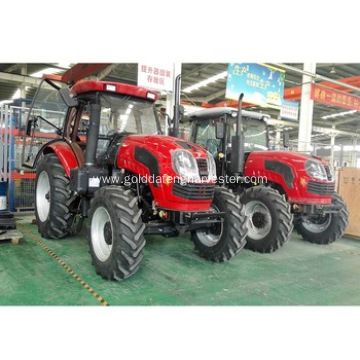 130hp self-propelled wheeled tractor