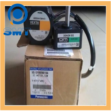 Special for Supply Other Panasonic Smt Machine Spare Parts,Panasonic Smt Springs,Panasonic Machine Sensor to Your Requirements PANASONIC DC MOTOR 10W  N510048981AA KXF0DWW9A00 export to Portugal Manufacturers