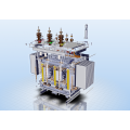 1000kVA 15kV Oil Immersed Distribution Transformer