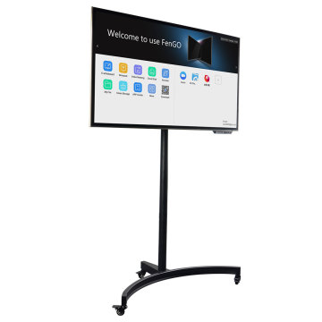 Interactive flat panel display market for education