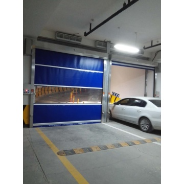 Pintu garasi Eksternal High Speed ​​Roller Shutter