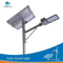 Personlized Products for Solar Post Street Light DELIGHT Single Arm Solar Street Lighting supply to New Caledonia Exporter