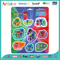 PJ Masks puffy stickers