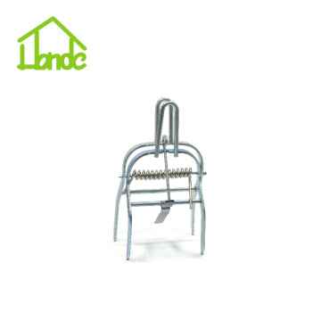 Easy Set Galvanized Ground Mole Trap