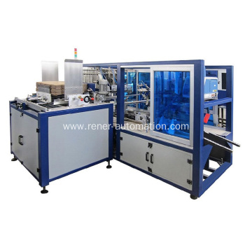 Packaging equipment and machinery