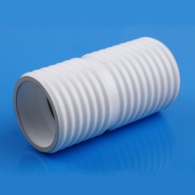 High voltage vacuum ceramic tube